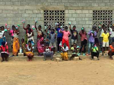 Kingdom kids of manna house malawi